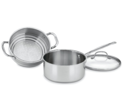 Featured Product Chef's Classic Stainless Steamer Set