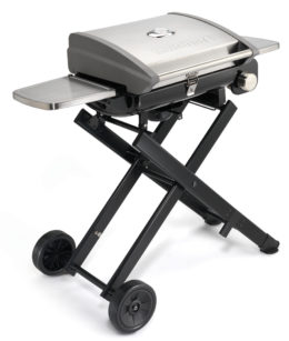 Featured Product Portable Gas Grill with Rolling Cart