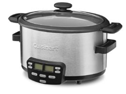 Featured Product 4 Quart 3-In-1 Cook Central Multicooker