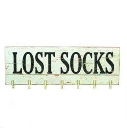 Featured Product Lost Socks Wall Plaque