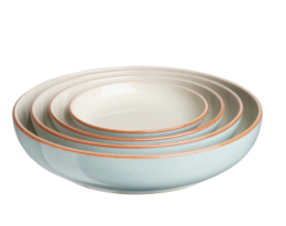 Featured Product Heritage Pavilion 4-Piece Nesting Bowl Set