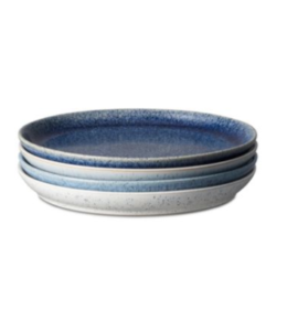 Featured Product Studio Blue Coupe Dinner Plates
