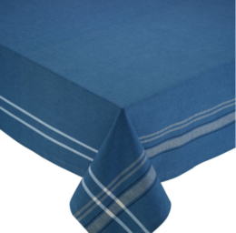 Featured Product French Blue Chambray Tablecloth