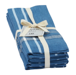 Featured Product French Blue Chambray Napkin Set of 4