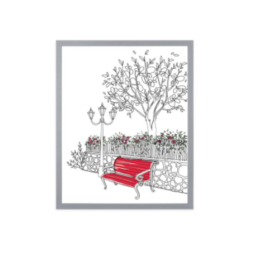 Featured Product Parkwood Poster Frame