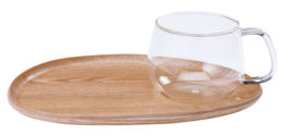 Featured Product FIKA Cafe Lunch Wood & Glass