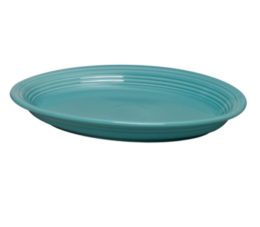 Featured Product Fiesta Large Oval Turquoise Platter