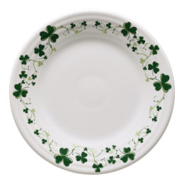 Featured Product Fiesta St. Patrick's Luncheon Plates