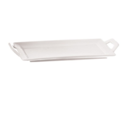 Featured Product La Porcellana Bianca Siena Rectangular Tray