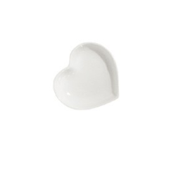 Featured Product La Porcellana Bianca Cupido Heart Bowl