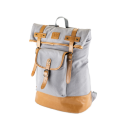 Featured Product Insulated Canvas Cooler Adventure Backpack