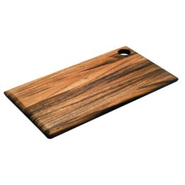 Featured Product Gourmet Wood Rectangular Everyday Cutting Board
