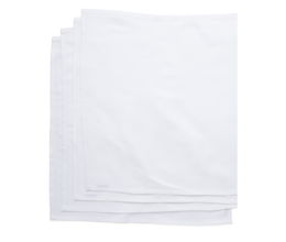 Featured Product Natte White Napkins, Set of 4