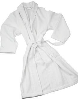 Featured Product Waffle Kimono Light Bath Robe