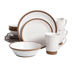Featured Product Brynn 16-Piece Dinnerware Set