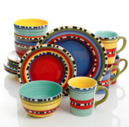 Featured Product Chili Verde Mix and Match Dinnerware Set