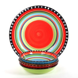 Featured Product Pueblo Springs Handpainted Bowl Set