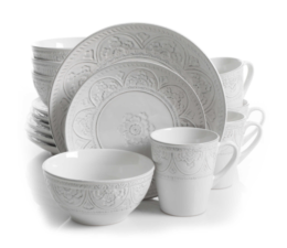 Featured Product Juneau 16-Piece Dinnerware Set
