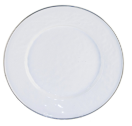 Featured Product Enamelware 8.5 Inch Sandwich Plate