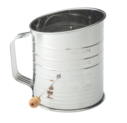 Featured Product Mrs. Anderson's Baking Sifter, 3-Cup