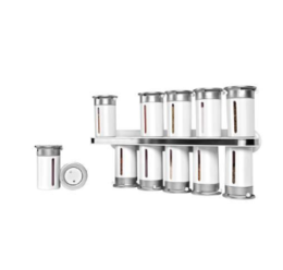 Featured Product 12-Canister Magnetic Spice Rack