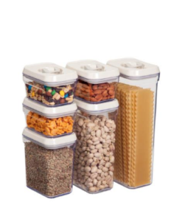 Featured Product 6-Pc Locking Food Storage Set