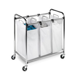 Featured Product Heavy-Duty Triple Laundry Sorter