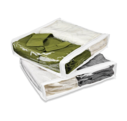 Featured Product Zippered Storage Bags