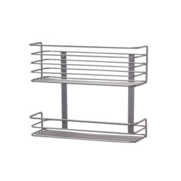 Featured Product Cabinet Door 2-Tier Storage Rack