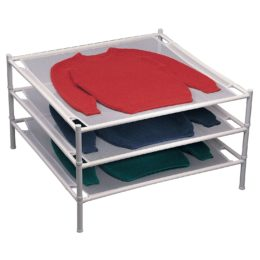 Featured Product Stackable Mesh Laundry Drying Rack