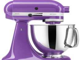 Featured Product Artisan Stand Mixer, Grape