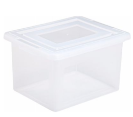 Featured Product Letter and Legal Size File Box