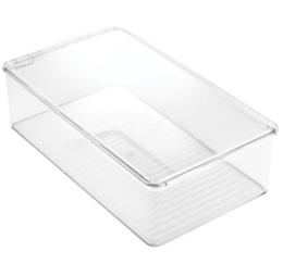 Featured Product Clarity Bathroom Storage Box Organizer