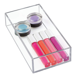"""Featured Product Clarity Cosmetic Drawer Organizer 4"""" x 4"""" x 2"""""""