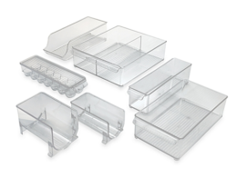 Featured Product Fridge Binz™ Plastic Refrigerator Bins