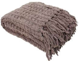 Featured Product Luxury Chenille Throw