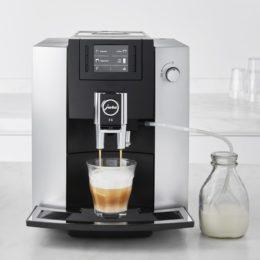 Featured Product E6 Fully Automatic Espresso Machine