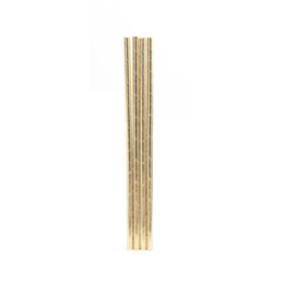 Featured Product Gold Paper Straws