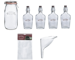 Featured Product 8-Piece Sloe Gin Gift Set