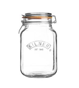 Featured Product Square Clip Top Jars