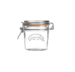 Featured Product Round Clip Top Jar 0.35LT