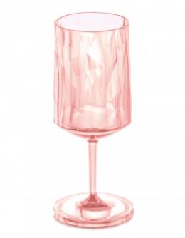 Featured Product Superglas Transparent Rose Quartz Glass