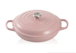 Featured Product Braiser in Sugar Pink