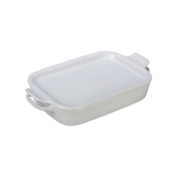 Featured Product Rectangular Dish with Platter Lid