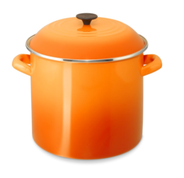 Featured Product Stockpot in Flame