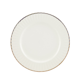 Featured Product Marchesa Couture Shades of White Plate