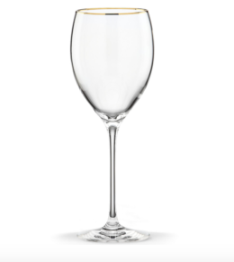 Featured Product Timeless Gold Signature Wine Glass