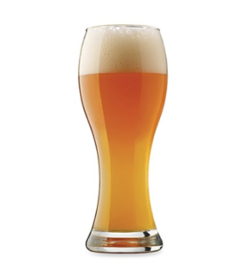 Featured Product Craft Brew Wheat Beer Glasses
