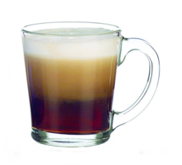 Featured Product Flare Glass Coffee Mugs