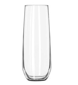 Featured Product Stemless Champagne Flutes